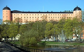 Uppsala Castle the castle played a major role in the history of Sweden: Sture Murders, the decision that Sweden should participate in Thirty Years War, and the Queen Christinas abdication in 1654.