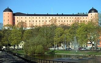 Uppsala - Uppsala Castle