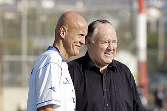 Urbain Braems - Urbain Braems (right)