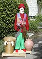 Urchfont Scarecrow Festival, Ali Baba.jpg