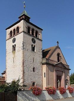 Urschenheim, Église Saint-Georges.jpg