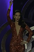 Uruguayan actress Natalia Oreiro, host of the Platino Ibero-American Film Awards 2016 - 160724-8904-jikatu (28453564951).jpg