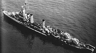 USS Beatty (DD-640) - Image: Uss beatty