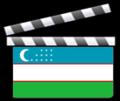 Uzbekistan film clapperboard.png