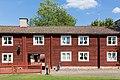 Vävaregården, Wadköping, Örebro, seen from Alsnängsgatan.jpg