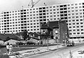 Vörösvári úti épülő, illetve bontásra váró házak a Váradi utcánál. Fortepan 32161.jpg