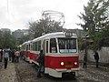 V56 119 in Victoria tram depot.jpg