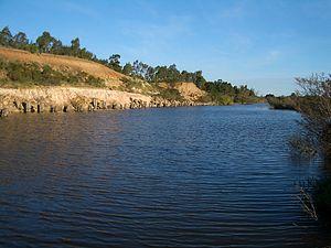 Avon River (Gippsland, Victoria) - Image: VM 0256 Stratford Avon River
