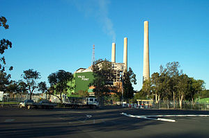 Vales Point Power Station - Image: Vales Point Power Station