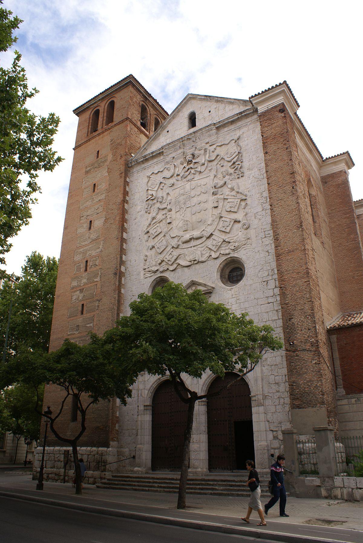 Iglesia de santa mar a magdalena valladolid wikipedia - Universidad arquitectura valladolid ...
