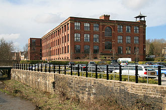 Eagley Mills - Valley Mill