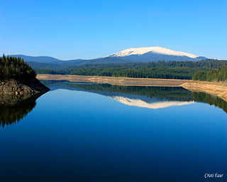 Șureanu Mountains