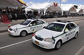 Vehículos Policía Nacional de Colombia (5553621783).jpg