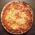 Venison Pepperoni Pizza I made - Flickr - woody1778a.jpg