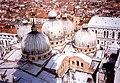 Venizia Settembre 1993 - San Marco from Campanile.jpg