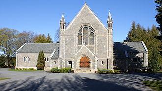 Vestre gravlund - Vestre Gravlund chapel