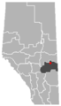 Veteran, Alberta Location.png