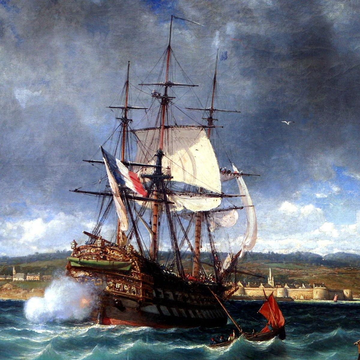 French ship Cassard (1803) Wikipedia