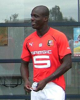 Víctor Montaño Colombian footballer