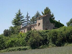 Viens, Vaucluse - 18th-century farmhouse