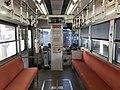 View in tramcar of Hankai Railway Hankai Line.jpg