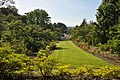 View to the house from the Asiatic Garden - Aberglasney - geograph.org.uk - 1484427.jpg