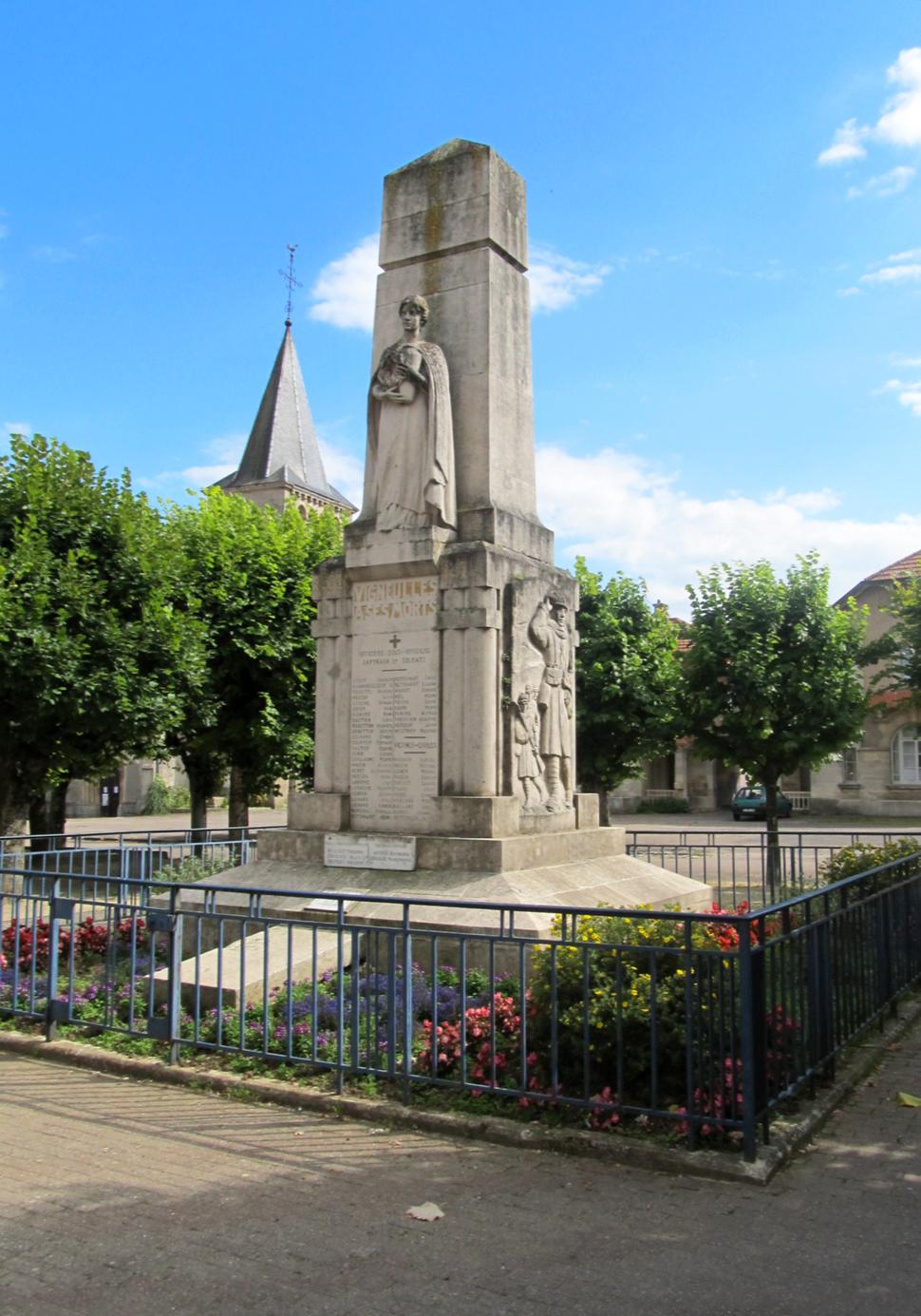 Vigneulles-lès- hattonchâtel-monument