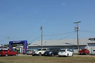 Vilas County, Wisconsin - Image: Vilas County Fair 2015