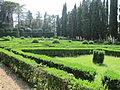 Villa schifanoia, giardino, terza terrazza 02.JPG