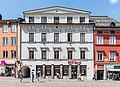 Villach Innenstadt Hauptplatz 18 Paracelsushof O-Ansicht 23042021 0841.jpg