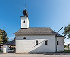 Villach Seebach Sankt Magdalen Filialkirche hl. Magdalena S-Ansicht 06092018 4535.jpg