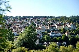 Villers-le-Lac,  Bourgogne-Franche-Comté, Франция