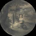 Virginie Augeron - Self-portrait.png