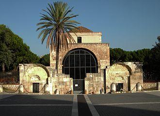 Byzantine Sardinia - Basilica of San Saturnino, Cagliari