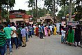 Visitors Queue - Digha Science Centre - New Digha - East Midnapore 2015-05-02 9525.JPG