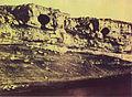 Vista de las cuevas del Congosto, sobre el rio Pisuerga entre 1855 y 1857 - William Atkinson.jpg