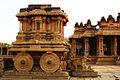 Vitthala Temple Chariot, Hampi, Karnataka.jpg