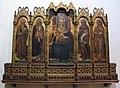 Vittore crivelli, madonna col bambino e santi, xv sec.JPG