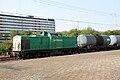 Vlaardingen - Captrain loc bij station Vlaardingen-C.jpg