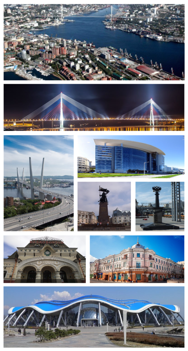 Pictures of Vladivostok