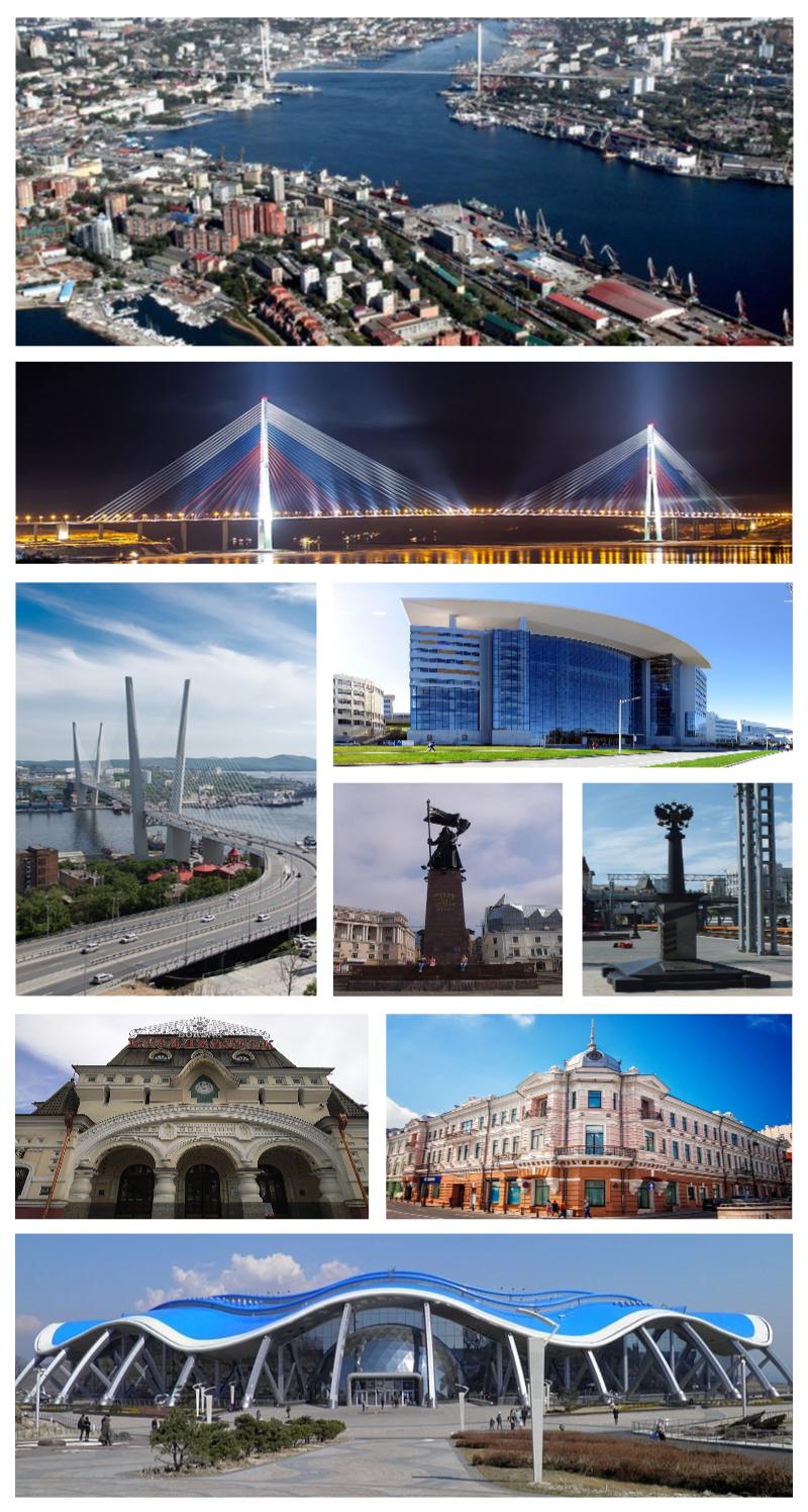 Vladivostok montage 2017
