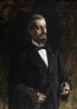 Vlaho Bukovac - Potret Aleksandra Opuića2, 1881.png