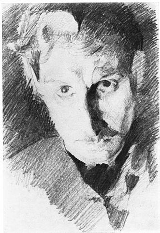 Автопортрет, 1885