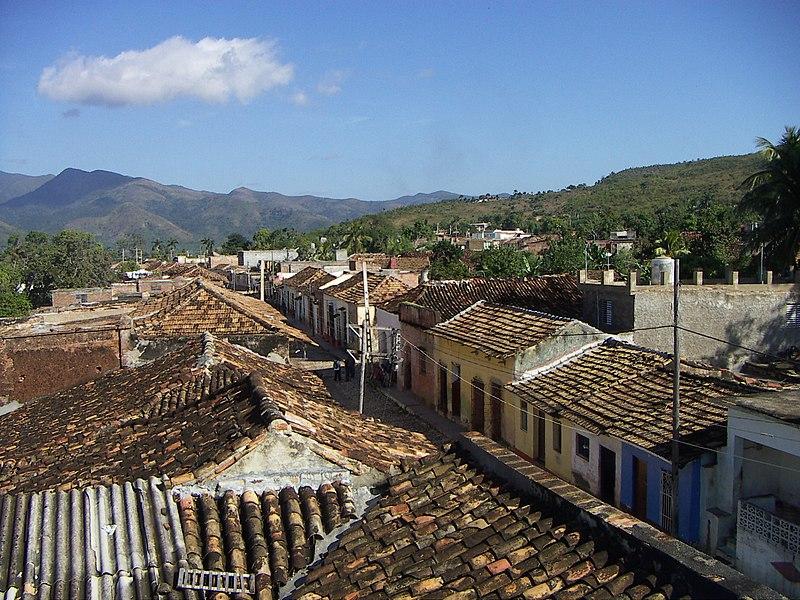 Image:Vue d'une terrasse à Trinidad, Cuba.JPG