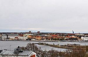 Karlskrona - Skyline of Karlskrona