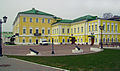 Vyksa. Eastern wing of Metallurgical Plant History Museum.jpg