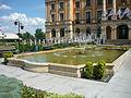 Włocławek-Amber Palace's fontain.JPG