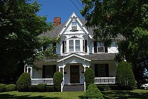 W.C. Beattie House - 289 W. Brittania Street