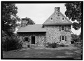 WEST SIDE - Joseph Collins House, 633 Goshen Road (West Goshen Township), West Chester, Chester County, PA HABS PA,15-WCHES.V,2-2.tif