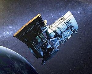 Wide-field Infrared Survey Explorer - Artist concept of WISE spacecraft
